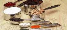 Tips for preparing ingredients with measuring cups and spoons