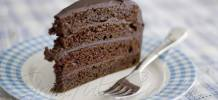 Super Moist Devil's Food Cake