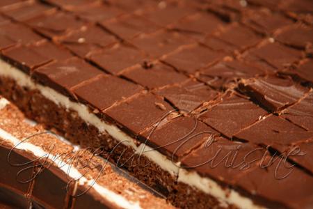 Nanimo Bar, Canada's cake