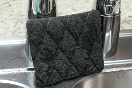 stainless steel sponge