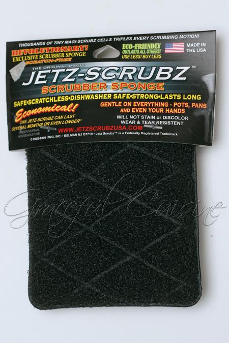 Jetz Scrubz kitchen scrubber