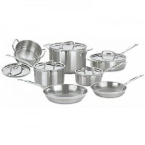 cuisinart multiclad pro 12 piece
