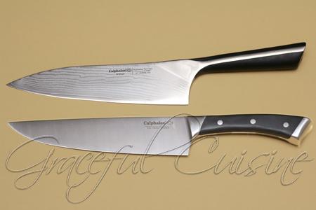 Calphalon LX series versus Katana chef's knife