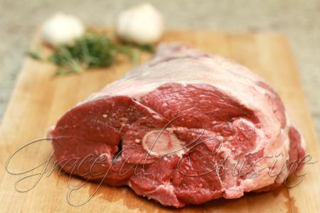 lamb leg