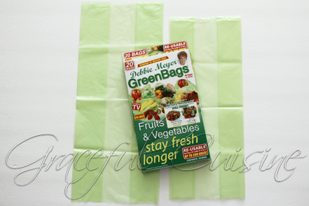 Vegetable Green bags