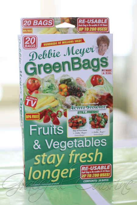 Debbie Meyer Green Bags