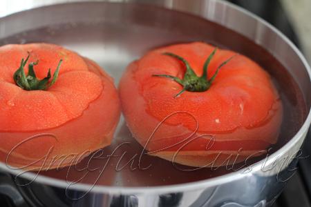 tomatoes for mole recipe