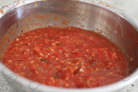 homemade salsa for stew