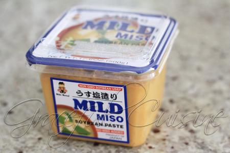 Miso soybean paste