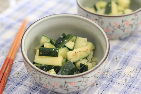 cucumber salad recipe