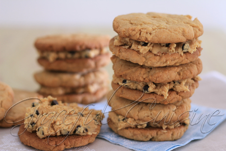 Peanut free dairy free peanut butter cookies