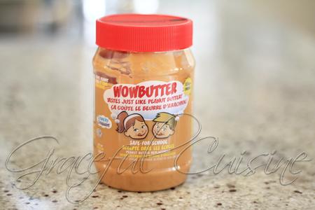 crunchy peanut butter replacement