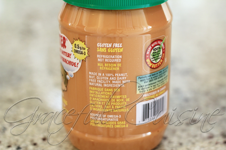 peanut butter substitute ingredients