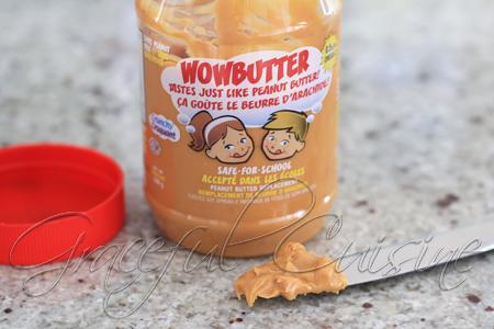 Crunchy wow butter