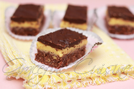 best nanaimo bar recipe