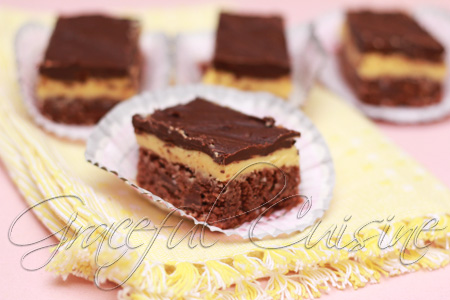 easy nanaimo bar recipe