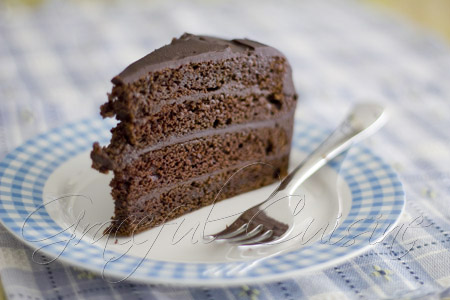Moist Devil S Food Cake Recipe