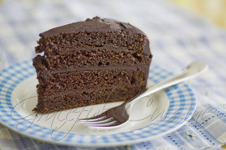 Super Moist Devils Food Cake