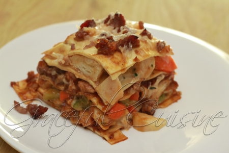 Thanksgiving turkey dinner lasagna_44 copy