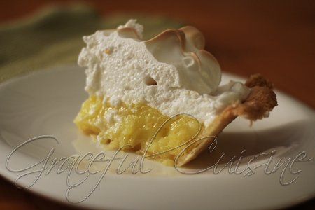 lemon meringue pie recipe from scratch
